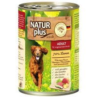 Nassfutter Activa NATUR plus ADULT 70 % Lamm