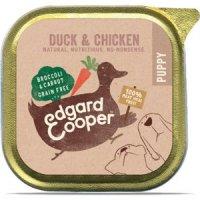 Nassfutter Edgard & Cooper Puppy Duck & Chicken