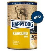 Nassfutter Happy Dog Känguru Pur