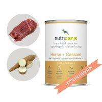 Nassfutter nutricanis Horse + Cassava