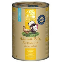 Nassfutter Real Nature Light Huhn mit Pute