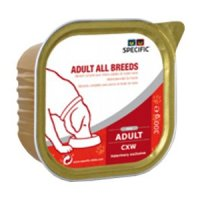Nassfutter SPECIFIC CXW Adult All Breeds