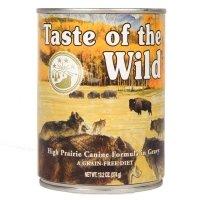 Nassfutter Taste of the Wild High Prairie Canine
