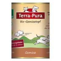Nassfutter Terra-Pura Bio-Gemüsetopf