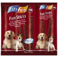 Snacks fit+fun Fun Sticks Rind