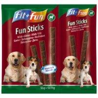 Snacks fit+fun Fun Sticks Wild