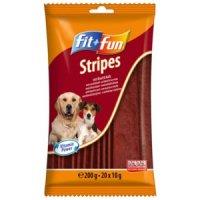 Snacks fit+fun Stripes Rind & Kalb