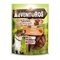 Snacks Purina Adventuros Mini Sticks Büffelgeschmack