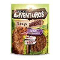 Snacks Purina Adventuros Strips Hirschgeschmack