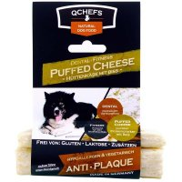 Snacks QCHEFS Dental-Fitness PUFFED CHEESE