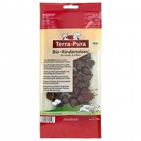 Snacks Terra-Pura Bio-Rindersalami in Scheiben