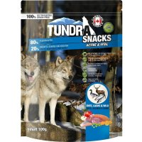 Snacks TUNDRA Snack Active & Vital - Ente, Lachs & Wild