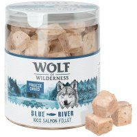Snacks Wolf of Wilderness Blue River - Lachs