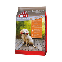 Trockenfutter 8in1 Puppy & Junior < 1 Year Chicken