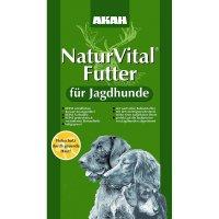 Trockenfutter AKAH NaturVital Hundefutter für Jagdhunde