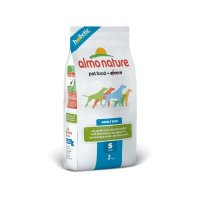 Trockenfutter Almo Nature Holistic Small Lamm - Reis