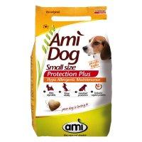 Trockenfutter Ami Dog Protection Plus für kleine Rassen
