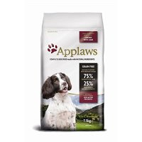 Trockenfutter Applaws Adult Small & Medium Breed Chicken with Lamb