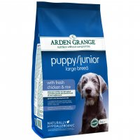 Trockenfutter ARDEN GRANGE Puppy / Junior Large Breed