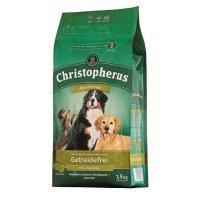 Trockenfutter Christopherus Getreidefrei Ente & Kartoffeln