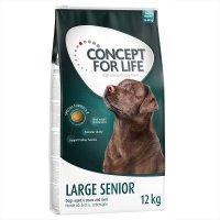 Trockenfutter Concept for Life Large Senior