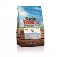 Trockenfutter Daniels Tasty Petfoods Grain Free Large Breed Puppy/Junior Salmon, Sweet Potato & Vegetables