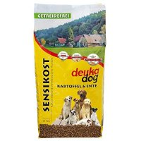 Trockenfutter Deuka Dog Sensikost Ente & Kartoffel