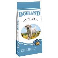 Trockenfutter Dogland Junior