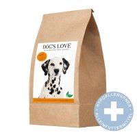 Trockenfutter Dogs Love Pute mit Süßkartoffel und Preiselbeeren, getreidefrei