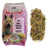 Trockenfutter Dr. Alder H4 Reis-Fleisch-Menü