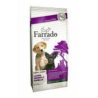 Trockenfutter Farrado Puppy/Junior mit Lachs, Hering & Forelle - 100% Getreidefrei