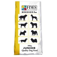 Trockenfutter Fides Breeder Line Junior