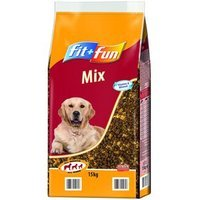 Trockenfutter fit+fun Mix