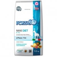 Trockenfutter FORZA10 Maxi Diet Fish