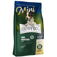 Trockenfutter Happy Dog Supreme Sensible Mini Montana