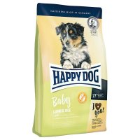 Trockenfutter Happy Dog Supreme Young Baby Lamm & Reis
