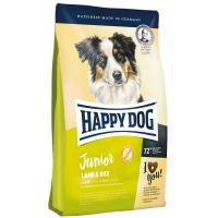 Trockenfutter Happy Dog Supreme Young Junior Lamm & Reis