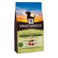 Trockenfutter Hills Ideal Balance Canine Adult with Fresh Chicken & Brown Rice