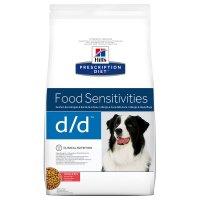Trockenfutter Hills Prescription Diet Canine d/d Ei & Reis