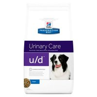 Trockenfutter Hills Prescription Diet Canine u/d