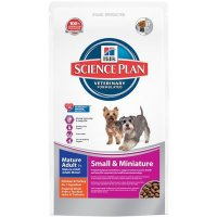 Trockenfutter Hills Science Plan Canine Mature Adult 7+ Small & Miniature