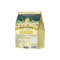 Trockenfutter Hundeland Natural Wild Horse Pferd & Süßkartoffel