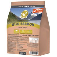 Trockenfutter Hundeland Natural Wild Salmon Lachs & Reis