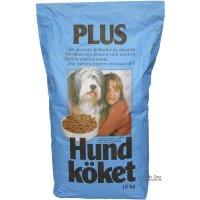 Trockenfutter Hundköket Plus