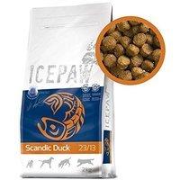 Trockenfutter ICEPAW Scandic Duck 23/13