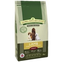 Trockenfutter James Wellbeloved Adult Lamb and Vegetables