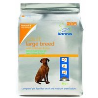Trockenfutter Kannis Pet Food adult large breed with chicken & rice
