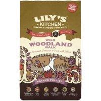 Trockenfutter Lilys Kitchen Wild Woodland Walk