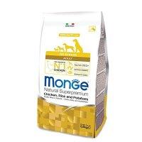 Trockenfutter MONGE Speciality Line All Breeds Adult Hühnchen, Reis und Kartoffel