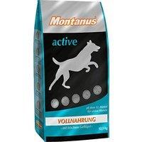 Trockenfutter Montanus active